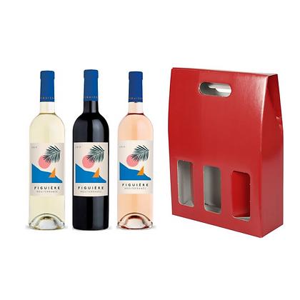 Provence 3 Bottle Gift Pack