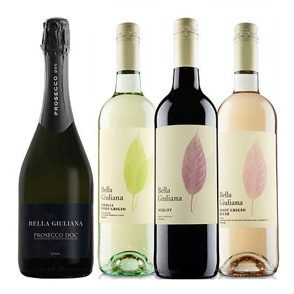 12 Bottles Mixed Bella Giuliana case