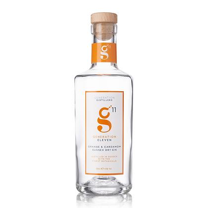 Generation 11 Orange & Cardamom Gin
