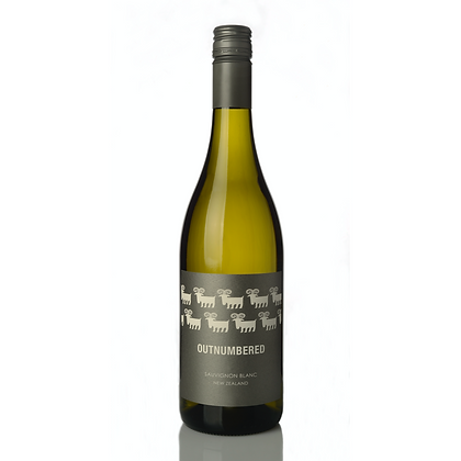 6 Bottles - Outnumbered NZ Sauvignon Blanc
