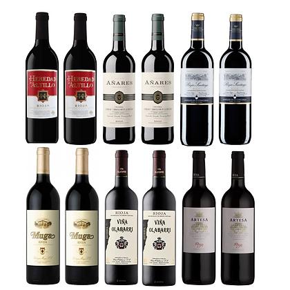Explore Rioja