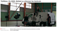"""SKILLED"" va parcourir les festivals"