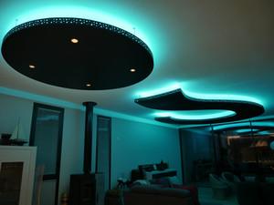 Plafonnier décoratif LED (vue 2)