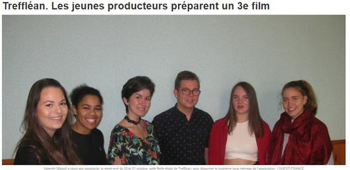 LJP : préparation d'un troisième film