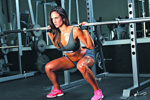 Musculação Feminina (Lençóis Pta)