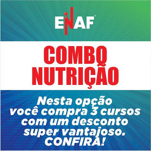 Combo Nutrição (Manaus)