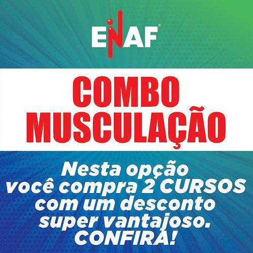 Combo Musculação (Manaus)
