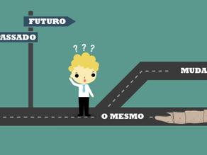 Quem não planeja o futuro que quer deve aceitar o futuro que vier!