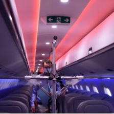 Dnata to boost cabin cleaning services with UV technology