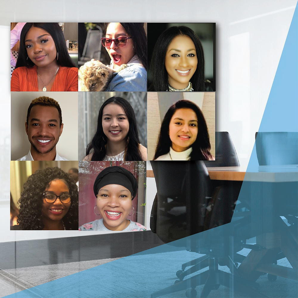 Meet our candidates for our first ever I Am Abel Foundation Mentee Officers and Auxiliary Board Members