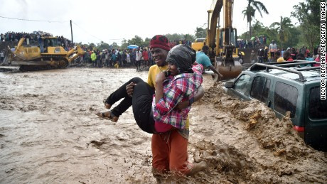 Donate to our cause for the Haitians who were victim of Hurricane Matthew, click here.