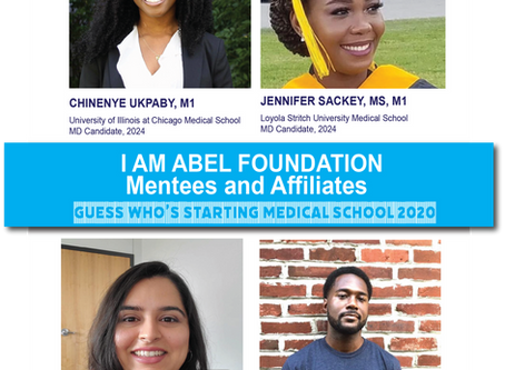 Congratulations! I Am Abel Foundation Mentees and Affiliates