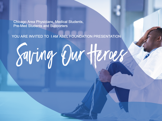 You Are Invited: SAVING OUR HEROES