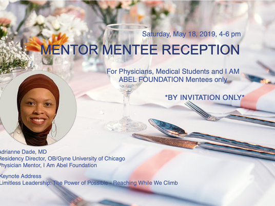 PHYSICIANS and MEDICAL STUDENTS, Let's meet our 2019 Mentees! (by invitation only)