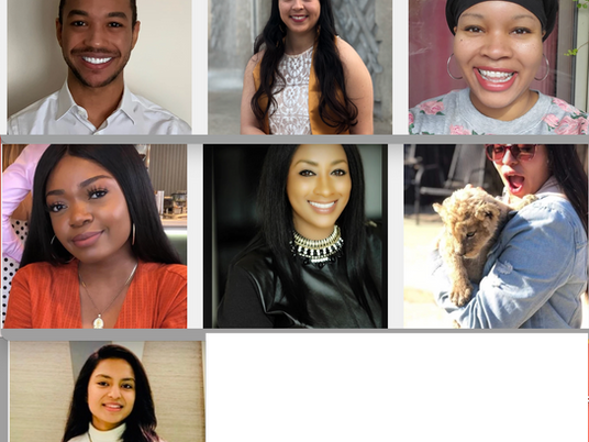 Meet Our New Auxilliary Officers of I Am Abel Foundation