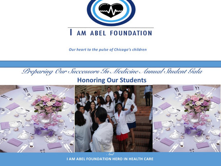 Tickets are now available for our 2nd Annual Preparing Our Successors In Medicine Student Gala