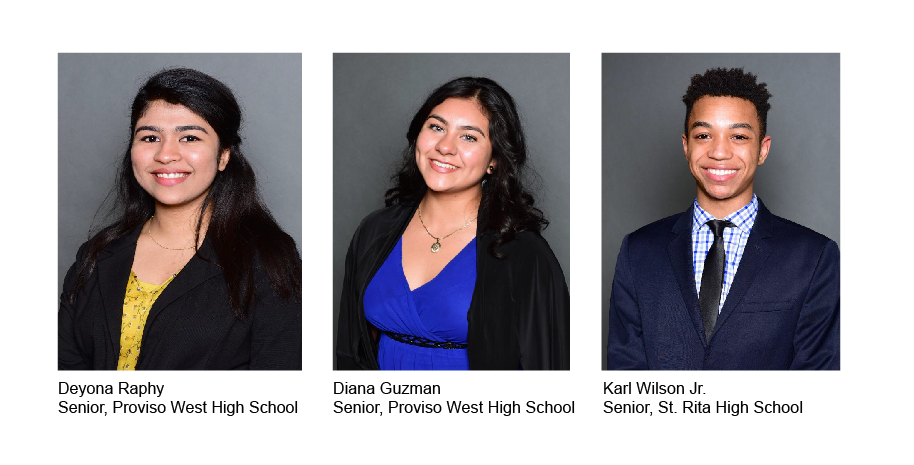 The I Am Abel Posse Scholarship Nominees