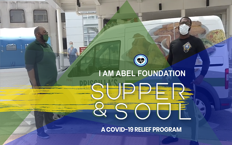 Join iamabel.org in its supper and soul