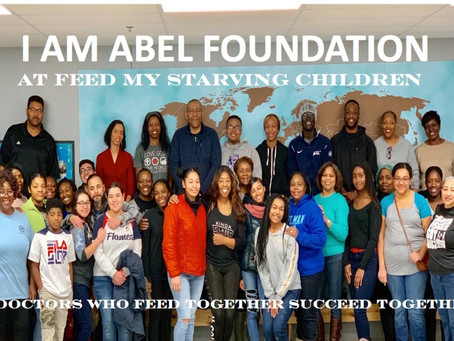 Feed Our Starving Children Event