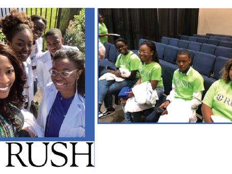 RU Caring Annual Back to School Health Fair