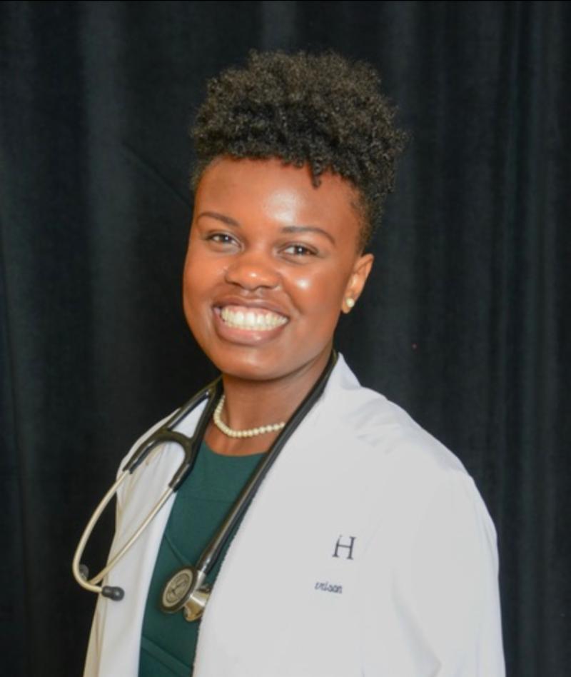 Orrin Morrison, I Am Abel Foundation Still Standing Awardee 2019, 1st year Medical Student, Rush University