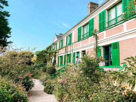 A day trip to Monet's House and Garden