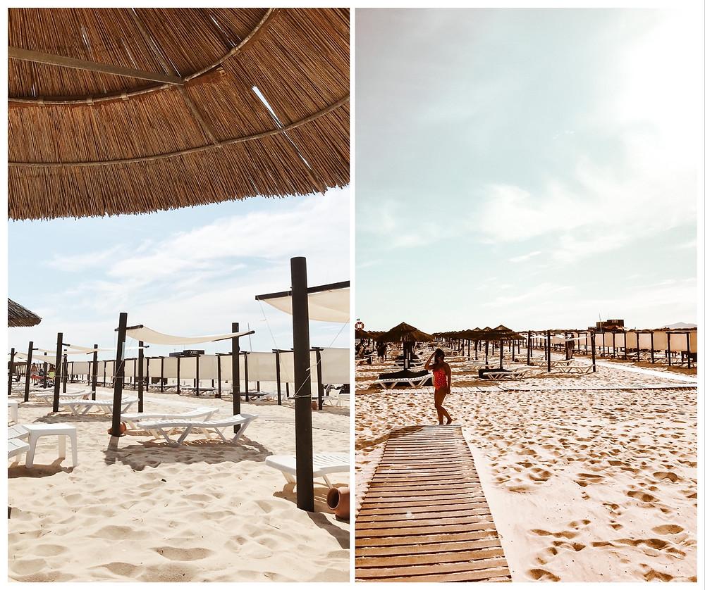 Tavira beaches Portugal