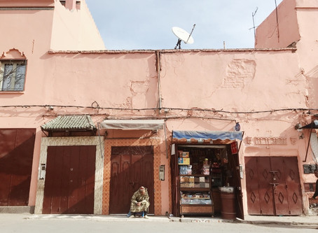 How much Marrakech costs us for a weekend