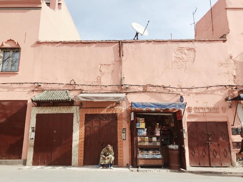 Street of Marrakech