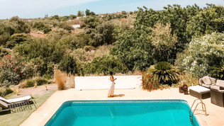Summer in Algarve