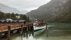 Bavaria loveliest lake, Königssee