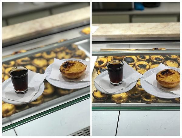 pasteis de nata in lisbon portugal