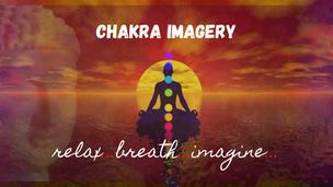 CHAKRA IMAGERY & EXERCISE