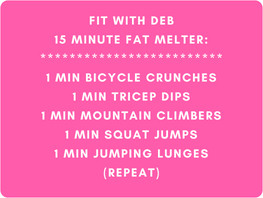 Try This Quick Workout!