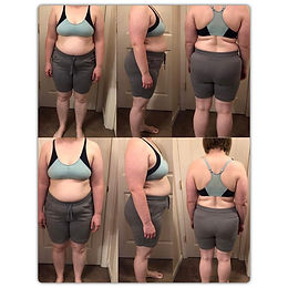 before after Janice Schofield SQUARE plateau breakthrough .JPG