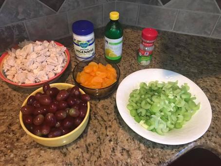 susie's chicken salad