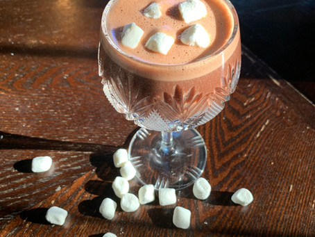 Protein-Packed Hot Cocoa