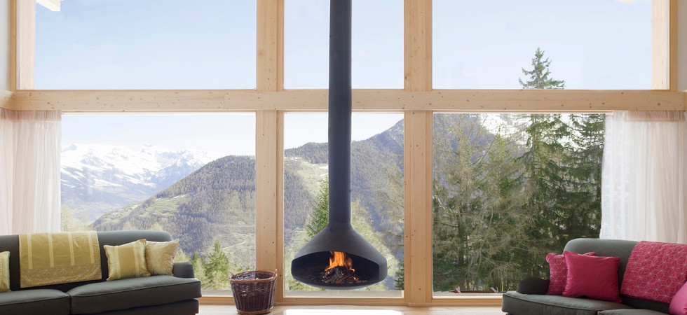 Fire Place View