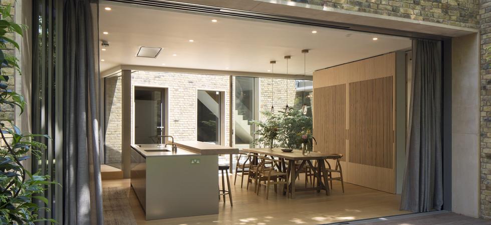 RIBA Award Winning Home in Canonbury