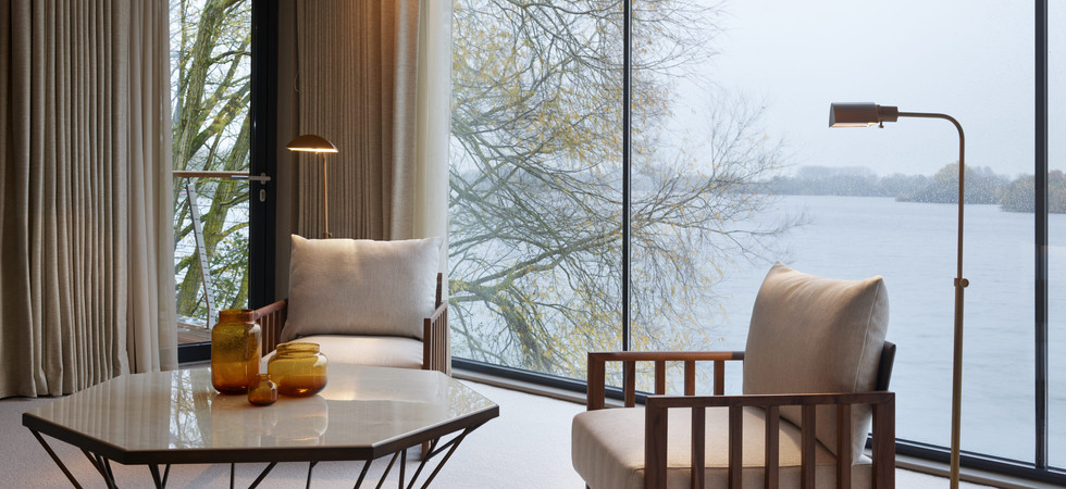 Master Suite Lake View