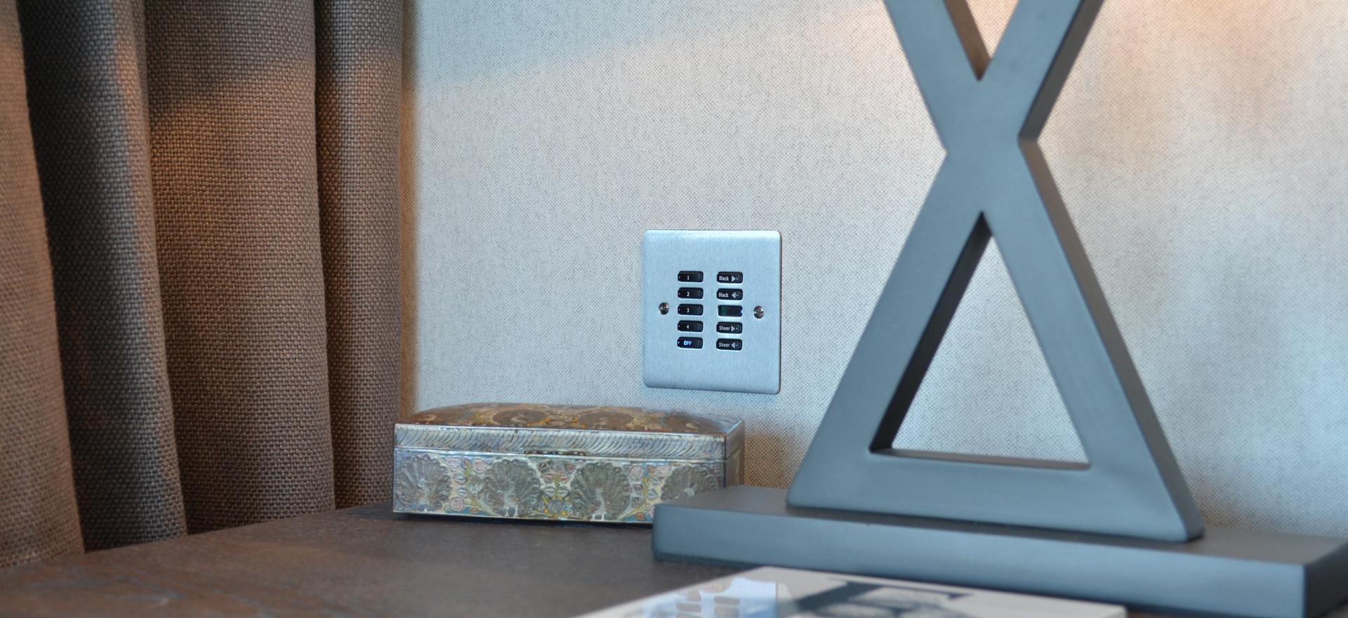 Lighting Keypad