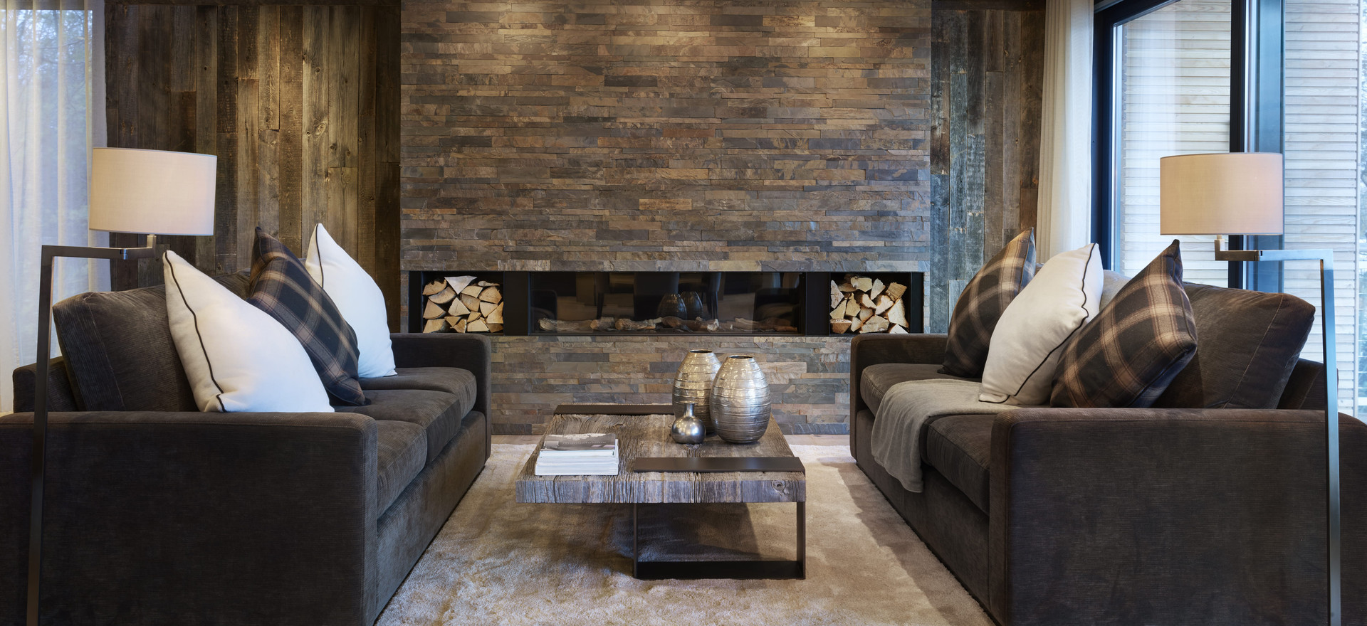 Fire Place Lighting