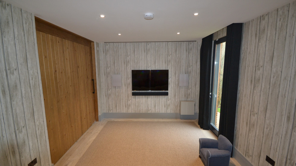 Screen Up and Television View