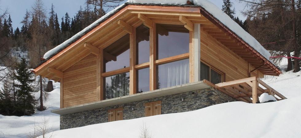 Verbier Switzerland Challet