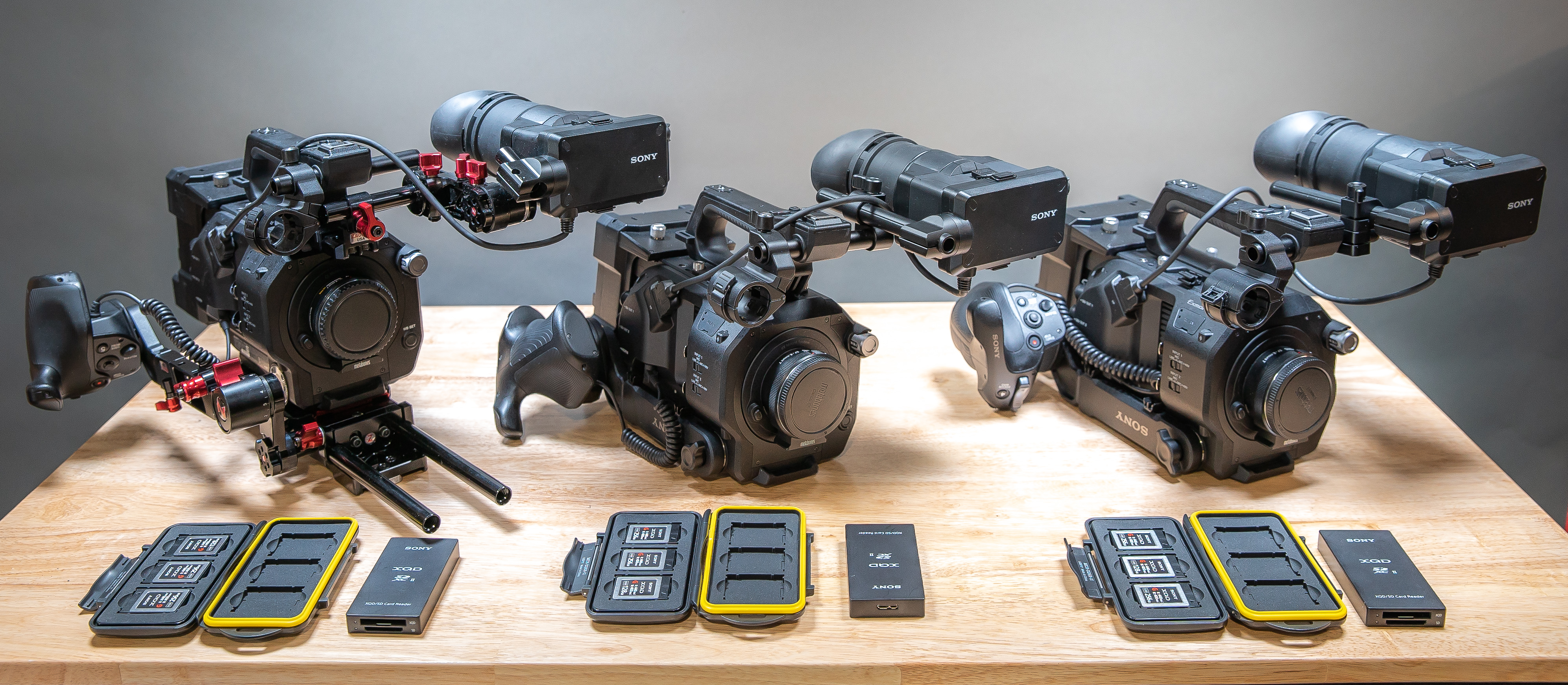 Our 3 FS7 Package