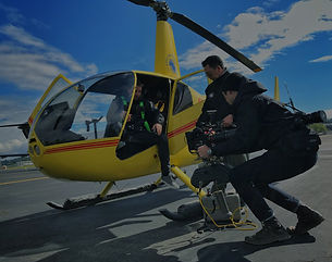Seattle Helicopter Video