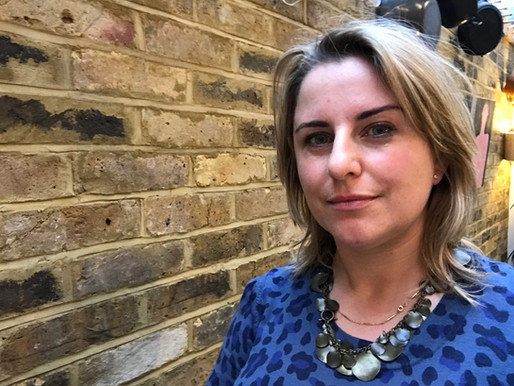 Five minutes with Lucia Adams. Talking entrepreneurial leaders