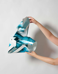Anna Luk 'The Thing Itself' Darkroom Print Sculpture