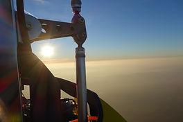 Gyroflug über Inversion