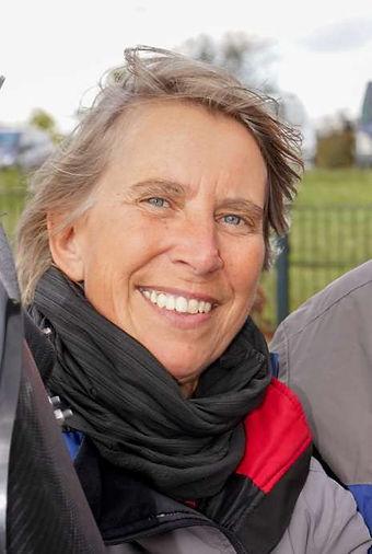 Tragschrauberfluglehrerin Iris Zweihoff